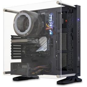 Pc Fanless Intel Core I7 8700 Gtx 1050ti Ssd 240gb Open Air