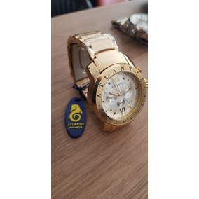 c2ef80f5f05 Relogio Bvlgari Gd 383 De Luxo - Relógio Masculino no Mercado Livre ...