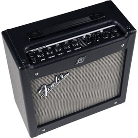 Amplificador De Guitarra Fender Mustang 1 20w De 8