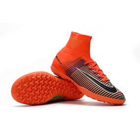 Chuteira Society Nike Botinha - Chuteiras de Society para Adultos no ... a11ce5ed4b5db