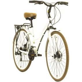 Bicicleta Tito Urban Premium Id Disc Unissex 700c Branca T18