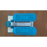 Mini Stepper Fitness Ajustável Beauty Body Azul Unissex