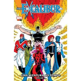 Excalibur Uma Aventura No Tempo Volume 2