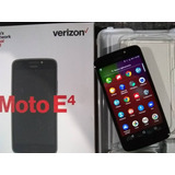 Teléfono Android Motorola Moto E4 Sensor De Huella