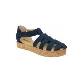 Didochi Par De Zapatos / Huarache / Sandalia Negra