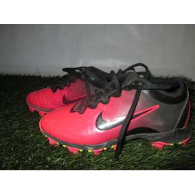 ade42dd8d846b Tenis De Futbol Tacos Nike Rosa - Tacos y Tenis