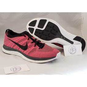 Nike Flyknit Run Rosas Talla 28.5mx/10.5us