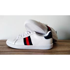 Tenis Gucci Ace 2018 Alta Calidad, Nuevo En Caja, Sneakers