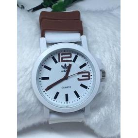 d075f3d4a84 Bateria Tama Branca - Relógios De Pulso no Mercado Livre Brasil