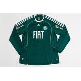 Camisa Do Palmeiras Autografada Oficial adidas
