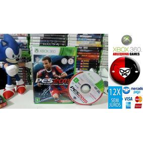 Pes - Pro Evolution Soccer 2015 - Xbox 360 - Original Dvd