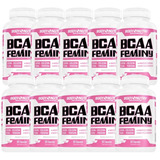 10x Bcaa Feminy (60 Caps) - Body Nutry Atacado