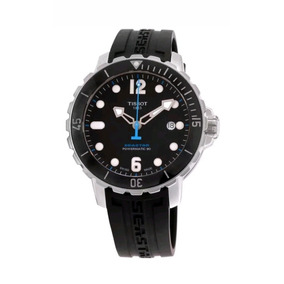 c58214d2b6d Relógio Tissot Seastar Automático - Relógios no Mercado Livre Brasil