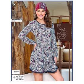 Cklass Vestido Multicolor 968-16