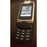 Celular 1chip Desbloqueado Nokia C2-05 Flip. Envio Td.brasil