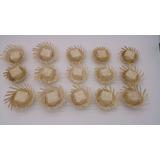 cb06239392030 Kit 150 Mini Chapeu De Palha E 35 Chapeu Boneca De Palha