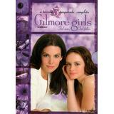 Box - Gilmore Girls - 3ª Temporada Completa- 6 Dvds- Lacrado