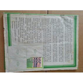 Albúm Campeonato Brasileiro 1993 Sem Capa Incompleto Panini