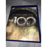 The 100 Segunda Temporada Blu Ray