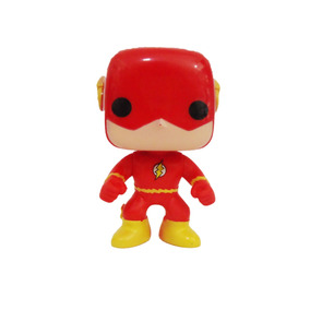 Boneco Funko Pop Cabeçudos Herois Flash Réplica