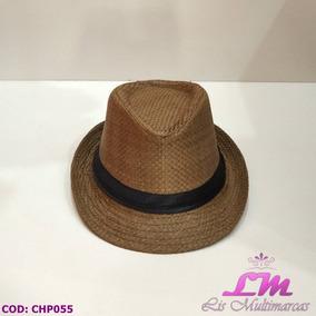 Chapéu Panamá Marrom - Tamanho 54 - R  25 6a3a9e98965