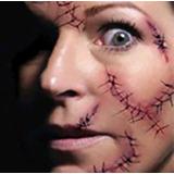 Cicatrices Para Halloween Naturales