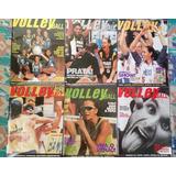 Revista Volleyball Números 6, 7, 8, 9, 10 E 11 Frete Gratis