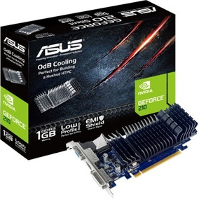 Placa De Vídeo Asus En210 Nvidia 1gb