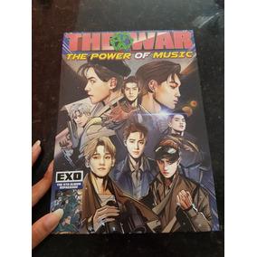 Álbum De Kpop Do Grupo Exo The Power Of Music Repackage