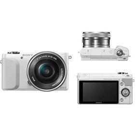 Camara Sony Nex-3n 16 Mpx
