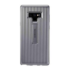 Capa Protetora Samsung Galaxy Note 9 Protecti Standing Prata