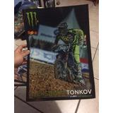 Posters De Motocross Autografiados