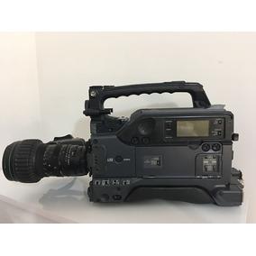 Câmera Filmadora Profissional Sony Dsr-390 Revisada