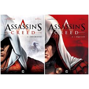 Assassin¿s Creed (desmond Vol. 1 - Aquilus Vol. 2)