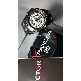 Relógio Sector Cronometro - Ws30134p Borracha