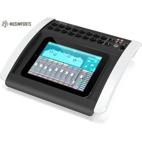 Mesa De Som Digital Behringer X 18 X Air X18 Usb Wi-fi X-air