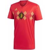 Camisa Seleção Da Bélgica - Uniforme 1 - 2018 - Frete Grátis 22c8b41f0fdd6