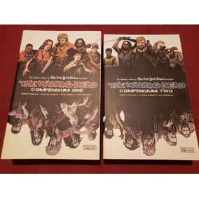 The Walking Dead Compendium One And Two - Hq Volume 1 E 2