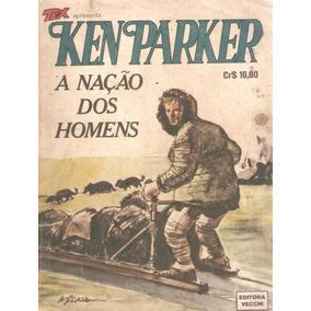 Gibi Ken Parker 11 A Nação Dos Homens 1979 Vecchi