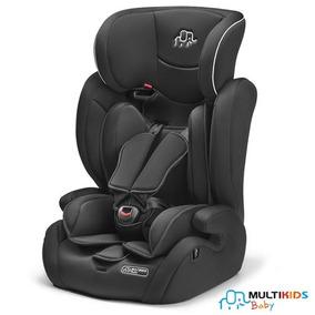 Cadeira Para Auto Elite 9-36 Kg Preta - Multikids Baby