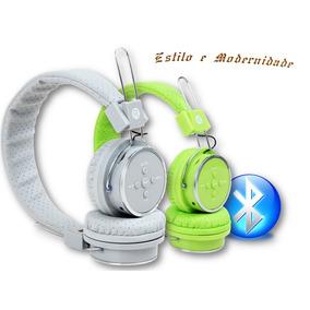 Fone De Ouvido Bluetooth B-05 - Sem Fio, Fm.. - Promoção