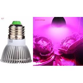 Lampada De Crescimento Led Full Spectrum 25w Bivolt E27