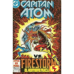 Capitan Atom N° 4 - Ediciones Zinco - Sheldortoys