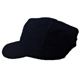 Quepe Boina Cap Tipo Militar Liso Aba Curta Várias Cores d5a66ed6315
