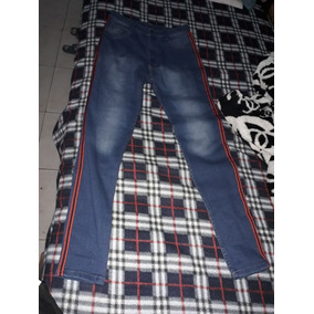 Pantalon Corte Alto Strech