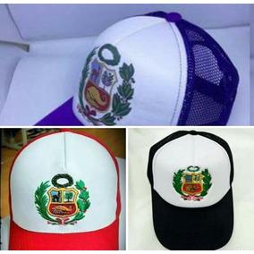 Gorras Peru Escudo Nacional