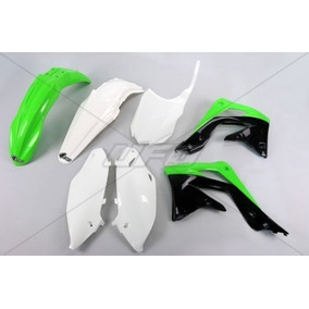 Kit Plasticos Kxf 450 2013 Verde (ufo)