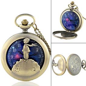 Venta De Reloj De Bolsillo Vintage El Principito Con Cadena