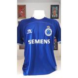 Camisa Cruzeiro Topper - Camisa Cruzeiro Masculina no Mercado Livre ... 7dcdfd53a8f8d