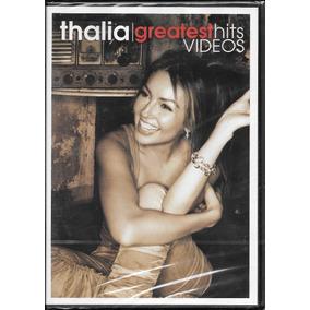Dvd Thalia Greatest Hits Reg. 2 Pal Só Computador Ou Xbox 1